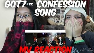 getlinkyoutube.com-GOT7 - CONFESSION SONG MV Reaction [THIS IS SO CUTE]