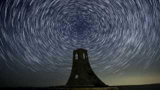 getlinkyoutube.com-星景微速度撮影 タイムラプス#30 日本の星空風景(3) Star Timelapse in Japan#30~Starry Night in Japan(3)
