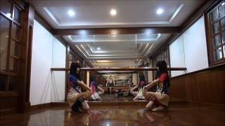 getlinkyoutube.com-Red Velvet - Ice Cream Cake by Sandy&Mandy (cover)