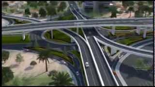 getlinkyoutube.com-New 3-tier Kwame Nkrumah Circle Interchange.
