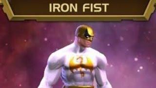 getlinkyoutube.com-Marvel Contest Of Champions - Immortal Iron Fist - Crystal Opening