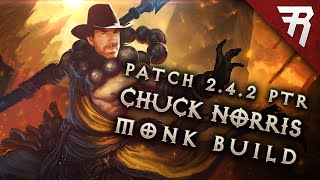 getlinkyoutube.com-Diablo 3 2.4.3 Monk Build: Chuck Norris GR 95+ (Season 9)