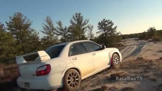 getlinkyoutube.com-Off roading the Subaru Impreza STI in a desert