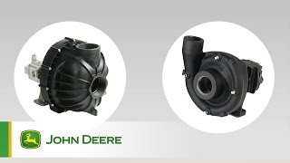 John Deere PowrSpray - Unique Maintenance-Free Dual Circuit System
