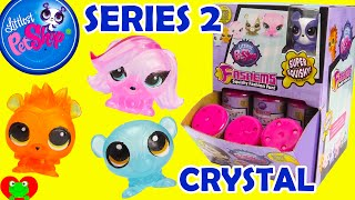 getlinkyoutube.com-Littlest Pet Shop Fashems Series 2 Crystal
