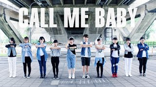 getlinkyoutube.com-EXO _ CALL ME BABY Dance Cover by DAZZLING from Taiwan