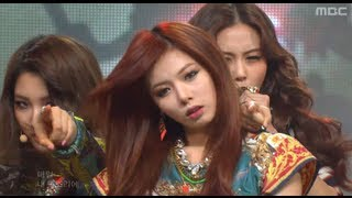 getlinkyoutube.com-4Minute - Volume up, 포미닛 - 볼륨 업, Music Core 20120512