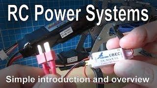 getlinkyoutube.com-RC Electric Power Systems Simply Explained (ESC, BEC, LIPO, Brushless etc)