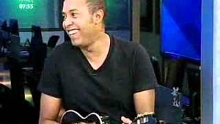 getlinkyoutube.com-O cantor Salgadinho apresentou os sucessos no Bom Dia Campo!