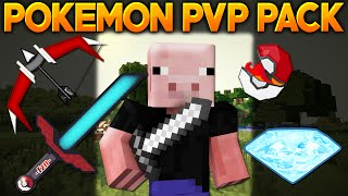 getlinkyoutube.com-Minecraft - POKÉMON PVP PACK (PVP/Factions Resource Pack)