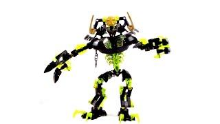 getlinkyoutube.com-Lego Bionicle Review: Umarak the Destroyer (71316)