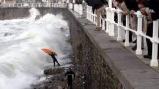 getlinkyoutube.com-Surf & Bodyboard ACCIDENTS in Gijon. Video de Surf y bodyboard en LA21