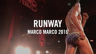 Marco Marco Fashion Show 2016 Los Angeles | A Night in the Red Light