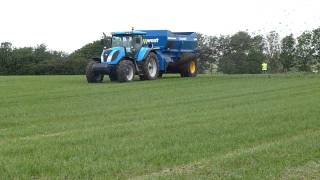 Grassland 2011 Harry West Dual Spreader