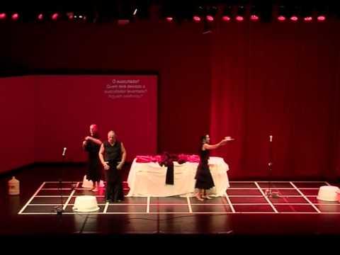 As Criadas - JGM - Premiered in Lisbon, at CCB, September 2008.