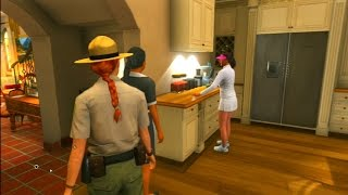 getlinkyoutube.com-GTA V - Play as Park Ranger, Deputy & LSPD Officer