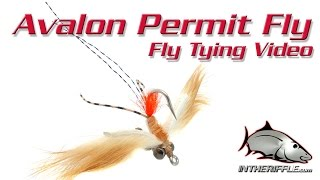 Avalon Permit Fly - Fly Tying Video Instructions