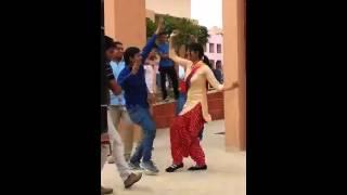 getlinkyoutube.com-School dance in haryana