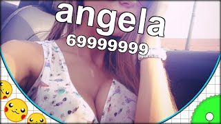 getlinkyoutube.com-HELLO ANGELA!! AGARIO SUPER CLEAVAGE BOOBS EDITION! (THE MOST ADDICTIVE GAME EVER - Agar.io #63)