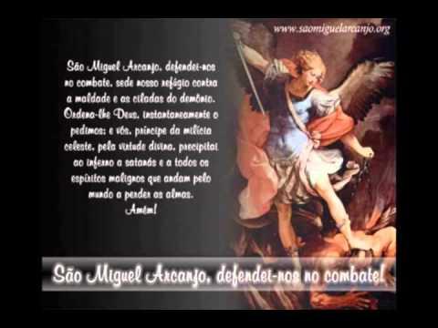 Oração ao Arcanjo São Miguel