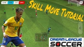 getlinkyoutube.com-Dream League Soccer Skill Move Tutorial