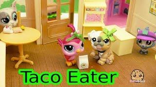 getlinkyoutube.com-Cheater Taco Eater - LPS Mommies Series Littlest Pet Shop - Part 67 Cookieswirlc Video