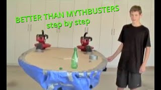 getlinkyoutube.com-How to Build a WORKING Hover Craft Step By Step Construction