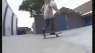getlinkyoutube.com-Nyjah Huston At 9 Years Old