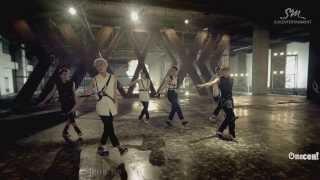 EXO - Growl (2nd Version) (Korean ver.) (рус. караоке)