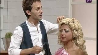 getlinkyoutube.com-اخصائي الشعر والمكياج سفيان مرعي في دنيا يا دنيا