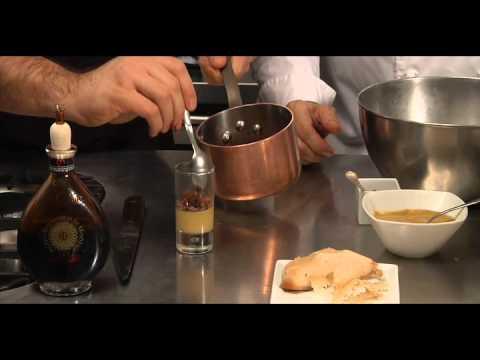 Massimo Bottura - Compressione di Pasta e Fagioli con Aceto Balsamico Due Vittorie