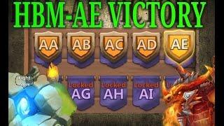 INSANE HBM-AE5 VICTORY