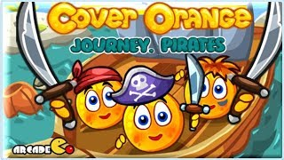 getlinkyoutube.com-Cover Orange Journey Pirates Walkthrough 3 Stars Full Levels