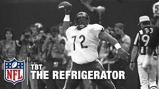 "getlinkyoutube.com-William ""The Refrigerator"" Perry & the Start of Big Man TDs   #ThrowbackThursday   NFL NOW"