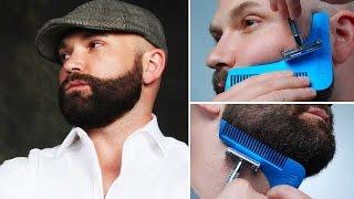 getlinkyoutube.com-The Beard Bro Beard Shaping Tool- How-to Tutorial