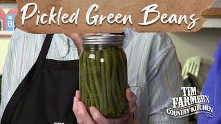 getlinkyoutube.com-Bobby Joe's Pickled Green Beans