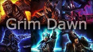 getlinkyoutube.com-Grim Dawn - Leveling and Speedy Playthrough 01
