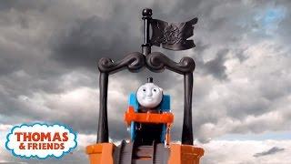getlinkyoutube.com-Thomas & Friends Trackmaster Shipwreck Rails Set | Thomas & Friends