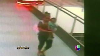 Una mujer fue casi linchada por abandonar a su bebé de 10 meses en una terminal en Ecuador