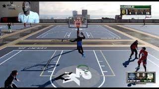 getlinkyoutube.com-I'm Michael Jordan At My Park 2K16
