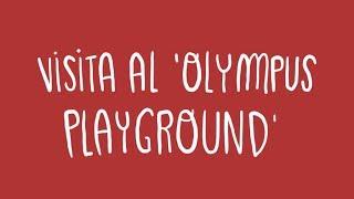 getlinkyoutube.com-Fran y Ed van al Olympus playground ~ Frannerd