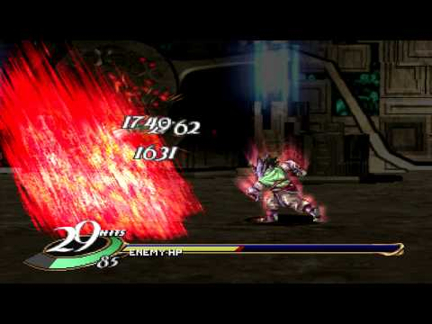 Valkyrie Profile Seraphic Gate Boss Freya [Hard]