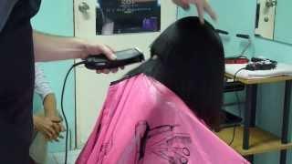 getlinkyoutube.com-Bob clipper cut