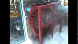 getlinkyoutube.com-Gravity Wheel - Perpetual Motion Machine