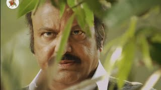 getlinkyoutube.com-Mohan Babu Warns Benarji And Kills || Ultimate Dialogues Scene || Rowdy Latest Movie Scenes