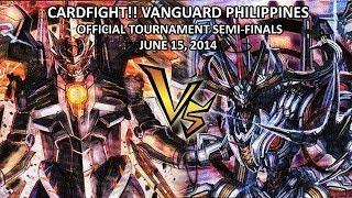 getlinkyoutube.com-Beast Deity Vs Star-Vader - Cardfight!! Vanguard Philippines