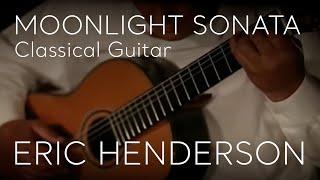 getlinkyoutube.com-Moonlight Sonata Classical Guitar Eric Henderson