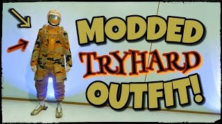 getlinkyoutube.com-GTA 5 Online - SOLO COMBAT/TRYHARD MODDED OUTFIT! 1.37 (MODDED OUTFIT GLITCH!) AFTER PATCH 1.37