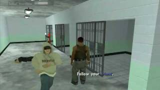 getlinkyoutube.com-Loquendo GTA San Andreas - Mega Escape