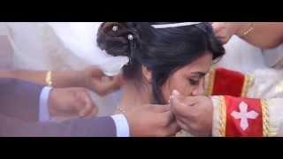 getlinkyoutube.com-Alphonse Putharen & Aleena Wedding Video